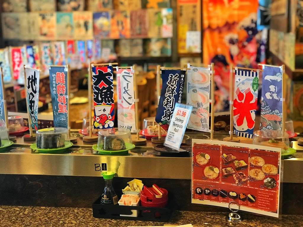 Sushi Station Revolving Sushi Bar 2223 Louisiana St Lawrence Ks 66046 Usa Our records show it was established in 2004 and incorporated in kansas. sushi station revolving sushi bar 2223