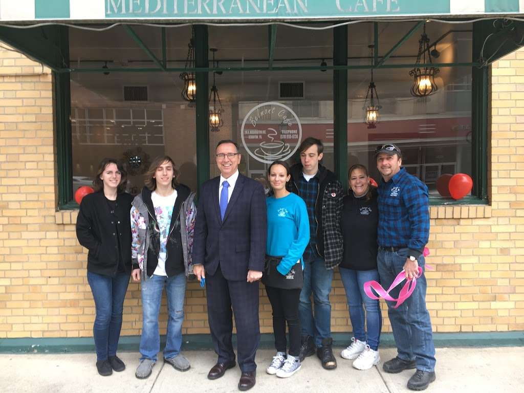 The Belmont Cafe - cafe    Photo 9 of 9   Address: 249 Belmont St, Waymart, PA 18472, USA   Phone: (570) 488-9740