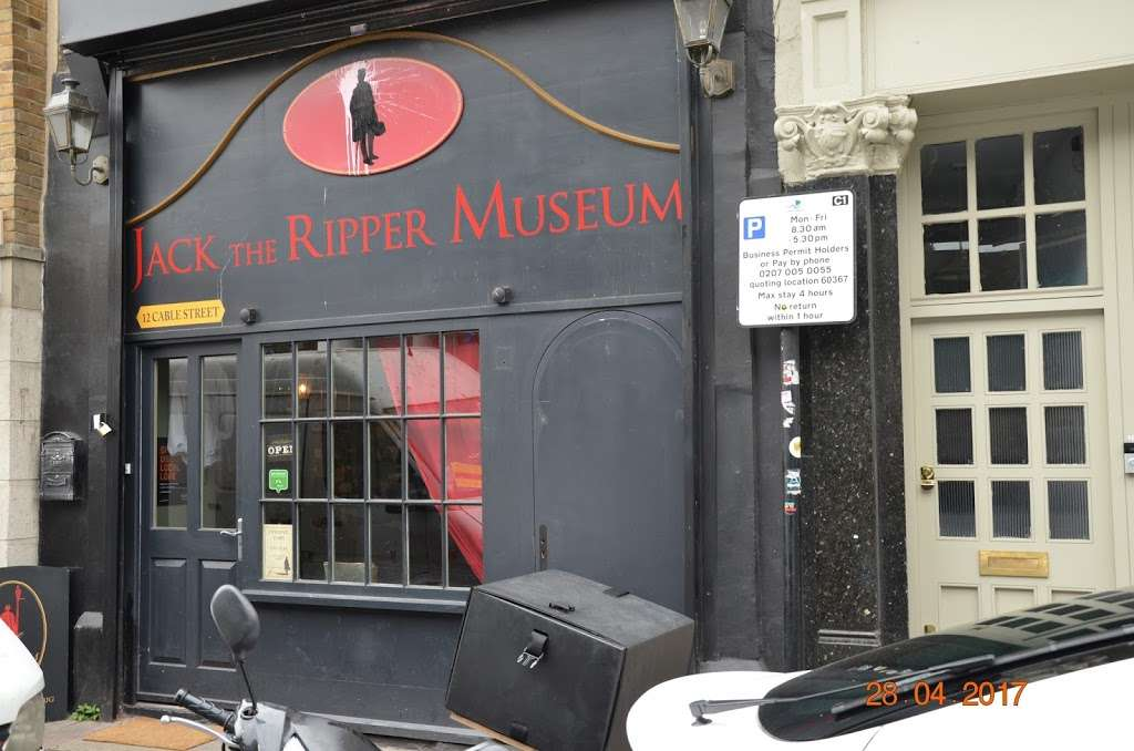 Jack The Ripper Museum - museum  | Photo 2 of 10 | Address: 12 Cable St, Whitechapel, London E1 8JG, UK | Phone: 020 7488 9811
