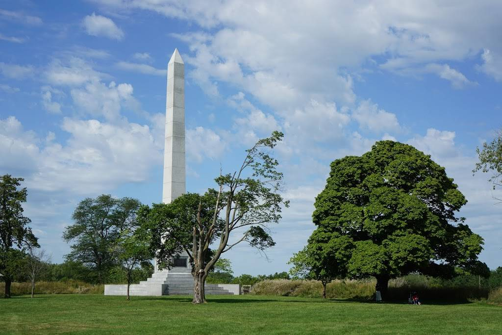 Fort Meigs Historic Site - museum    Photo 4 of 8   Address: 29100 W River Rd, Perrysburg, OH 43551, USA   Phone: (419) 874-4121