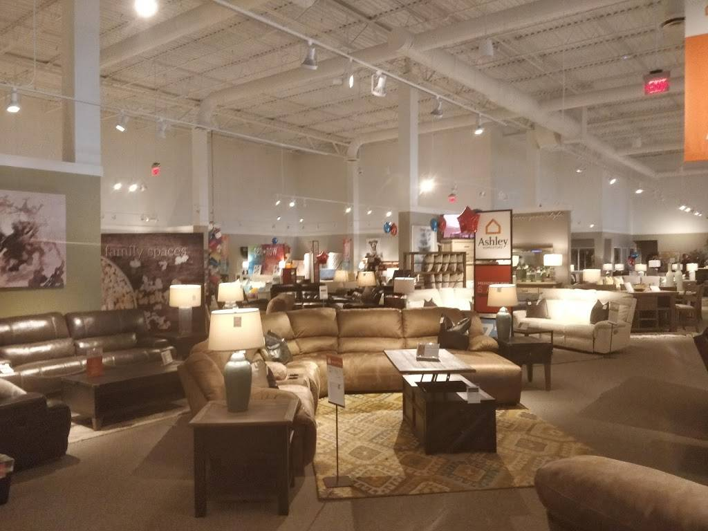 Ashley HomeStore - furniture store  | Photo 1 of 9 | Address: 3434 W Reno Ave, Oklahoma City, OK 73107, USA | Phone: (405) 951-1414