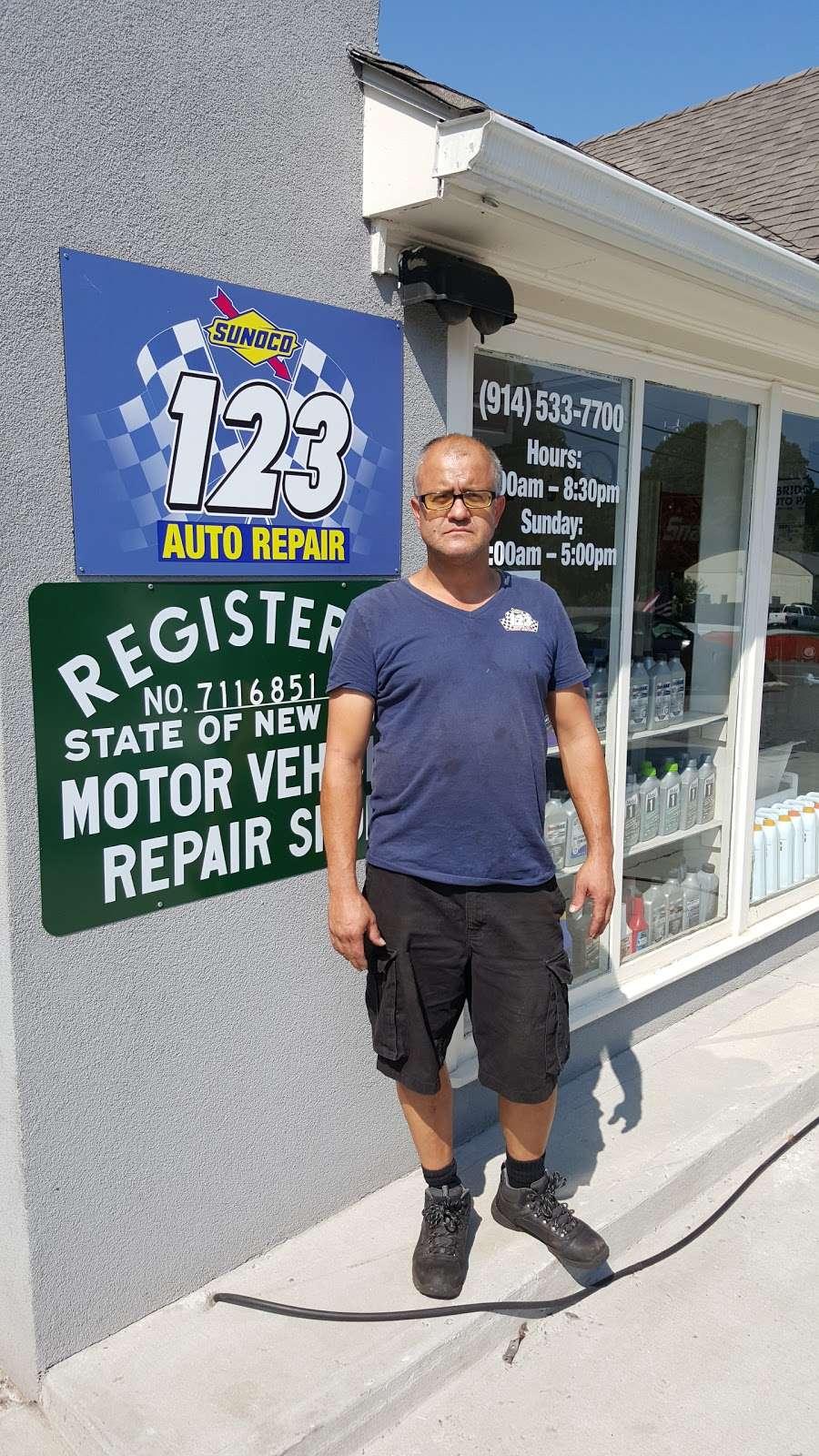 123 AUTO REPAIR INC. - car repair    Photo 10 of 10   Address: 390 Smith Ridge Rd, South Salem, NY 10590, USA   Phone: (914) 533-7700