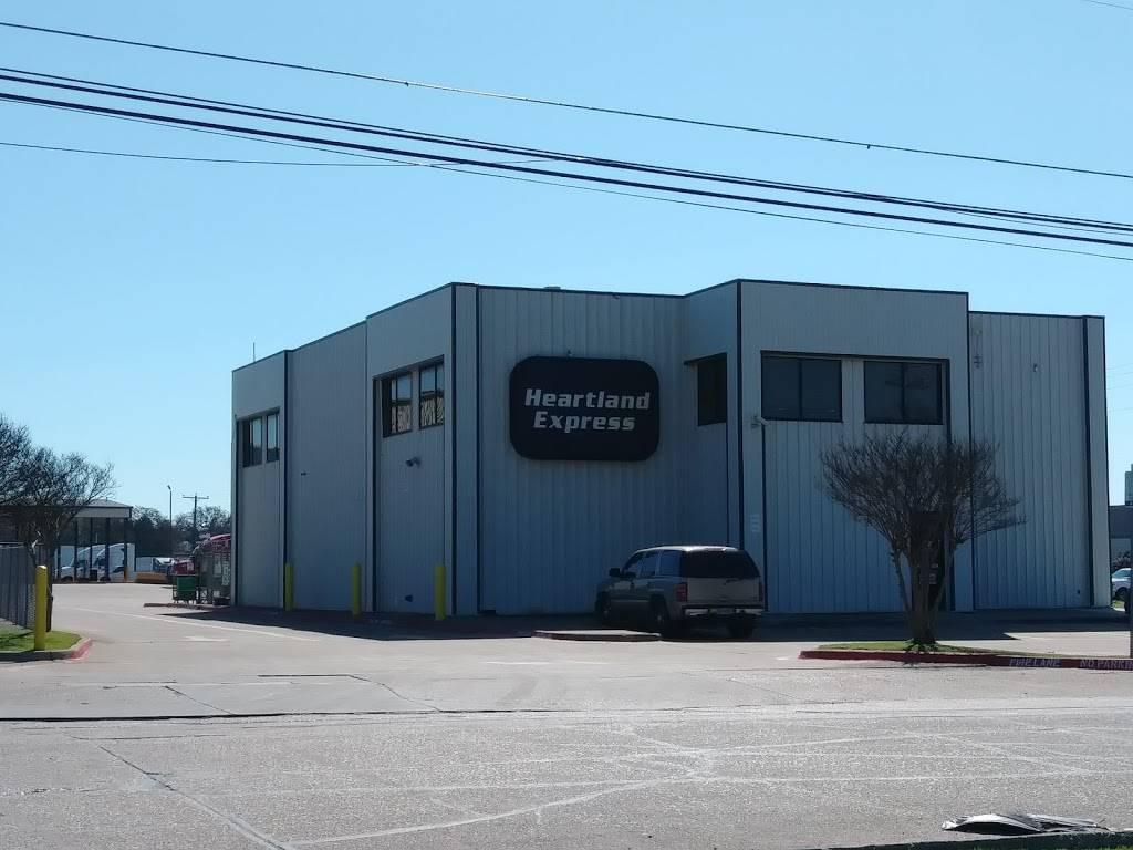 Heartland Express - moving company  | Photo 1 of 3 | Address: 215 Environmental Way, Seagoville, TX 75159, USA | Phone: (800) 441-4953