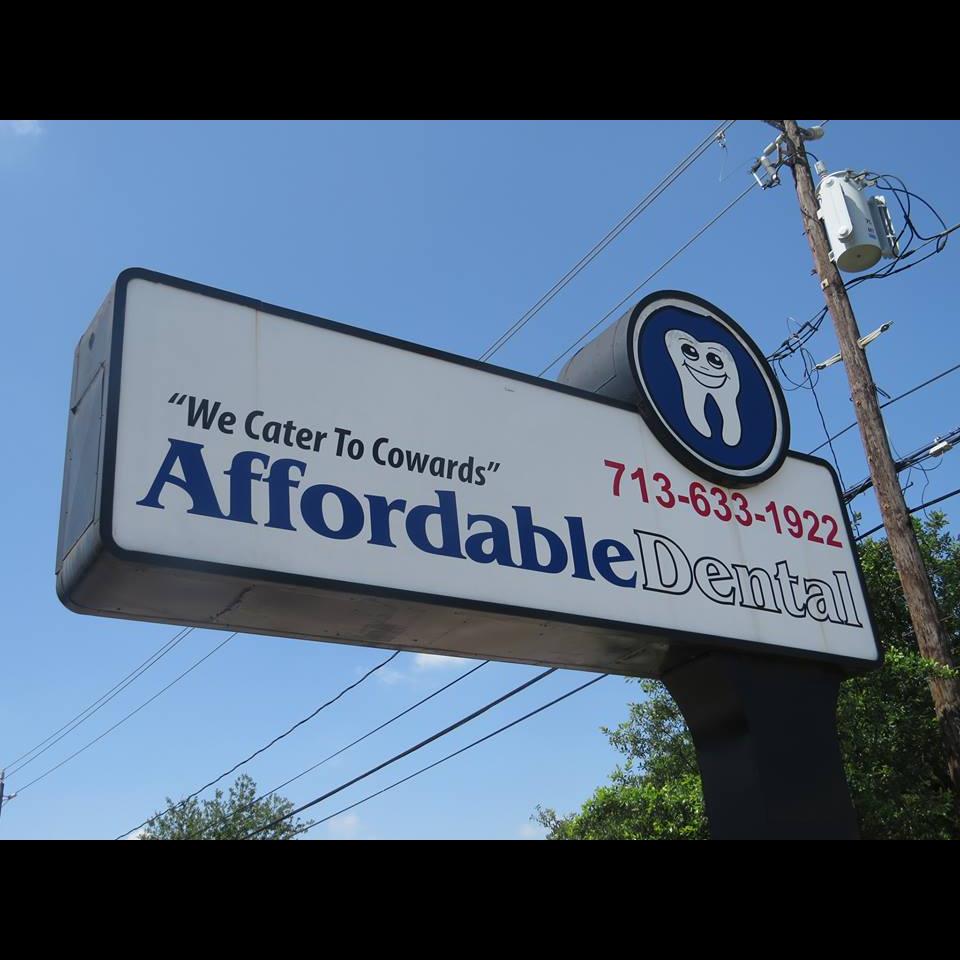 Affordable Dental - dentist    Photo 9 of 10   Address: 9324 Homestead Rd, Houston, TX 77016, USA   Phone: (713) 633-1922