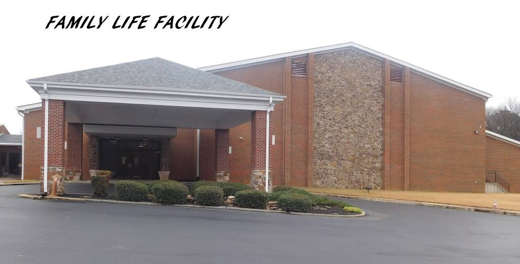 Middle Baptist Church - church  | Photo 1 of 10 | Address: 801 Whitehaven Ln, Memphis, TN 38116, USA | Phone: (901) 396-0191