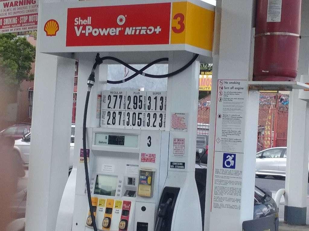 Shell - gas station    Photo 4 of 8   Address: 1500 Bruckner Blvd, The Bronx, NY 10473, USA   Phone: (718) 589-7009