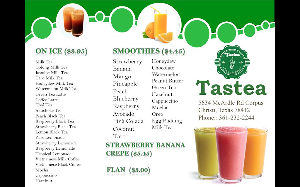 VU TEA - cafe  | Photo 5 of 7 | Address: 5634 McArdle Rd, Corpus Christi, TX 78412, USA | Phone: (361) 232-2244