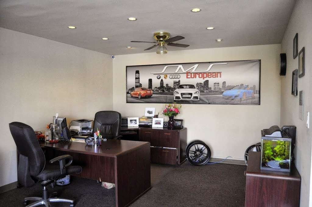 SMS European - car repair  | Photo 1 of 10 | Address: 5842 McFadden Ave, Suite A, Huntington Beach, CA 92649, USA | Phone: (714) 889-6553