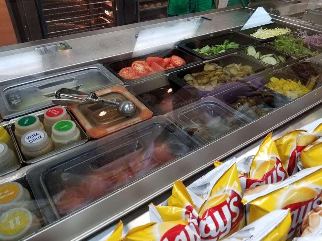 Subway Restaurants - restaurant  | Photo 4 of 9 | Address: 12865 Mountain Ave A, Chino, CA 91710, USA | Phone: (909) 628-3815