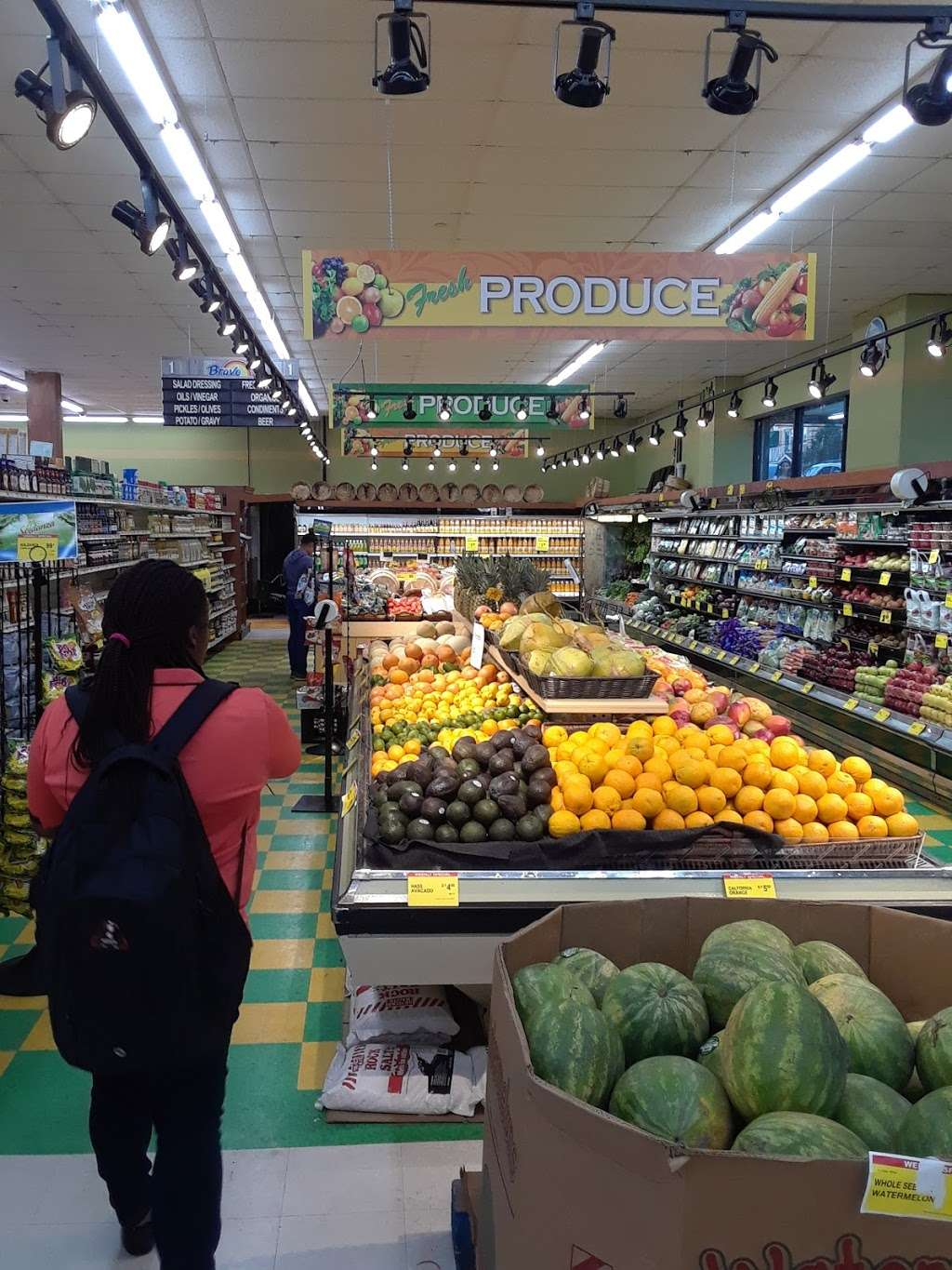 Bravo Supermarkets - supermarket  | Photo 5 of 10 | Address: 455 Sutter Ave, Brooklyn, NY 11212, USA | Phone: (718) 975-2205