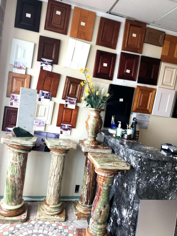 stoneworks MJ Inc. - furniture store  | Photo 4 of 10 | Address: 7602 tonnelle ave apt 1 showroom, 7602 76th Street, North Bergen, NJ 07047, USA | Phone: (201) 758-5290