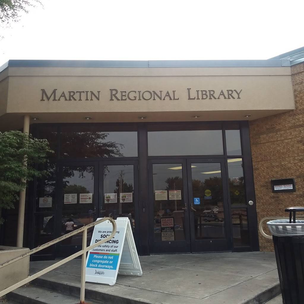 Martin Regional Library - library  | Photo 2 of 8 | Address: 2601 S Garnett Rd, Tulsa, OK 74129, USA | Phone: (918) 549-7323