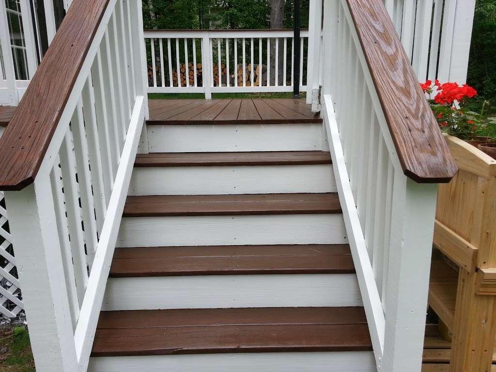 Hunsicker Premier Home Services - painter    Photo 5 of 10   Address: 5 Woodland Dr, Merrimack, NH 03054, USA   Phone: (603) 345-7811