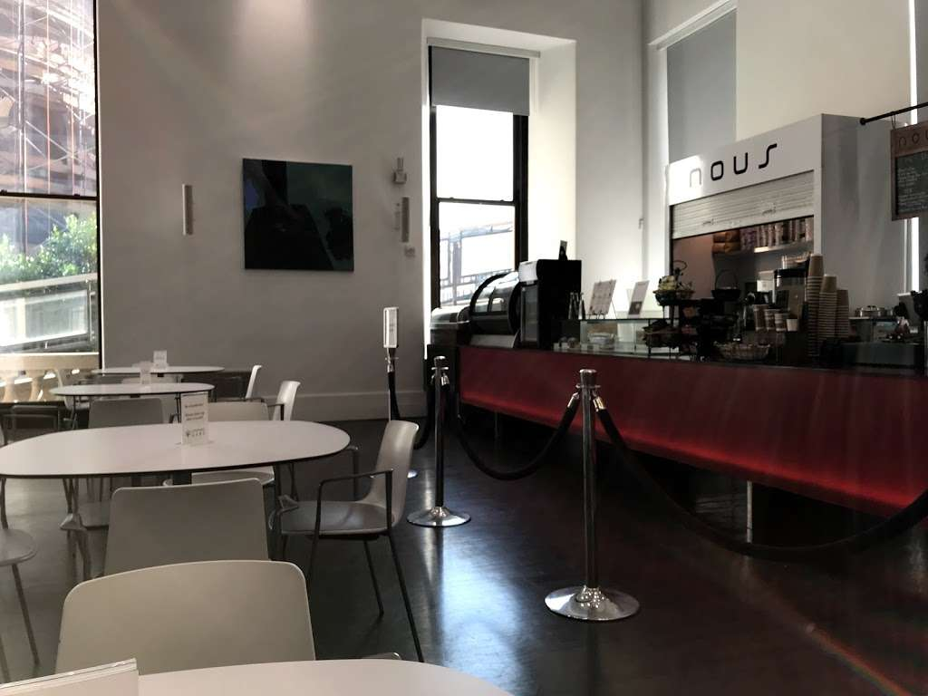 Nous Espresso - cafe  | Photo 7 of 10 | Address: 1150 Amsterdam Ave, New York, NY 10027, USA