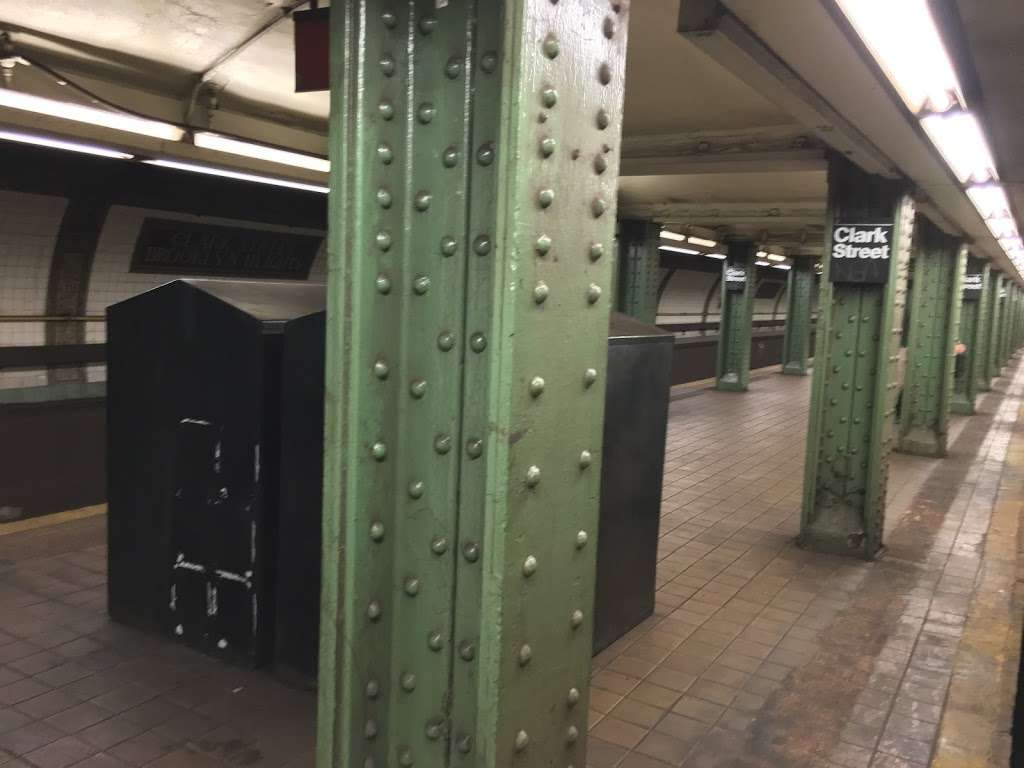 Clark Street Subway Station - subway station  | Photo 9 of 10 | Address: Brooklyn, NY 11201, USA