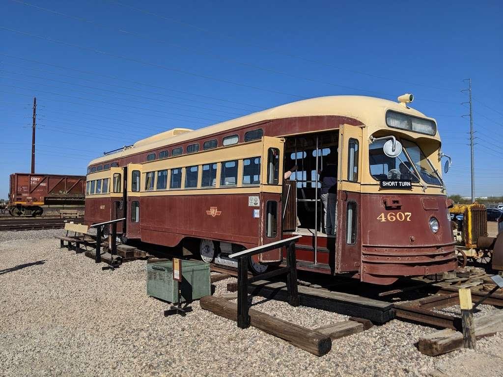 Arizona Railway Museum - museum  | Photo 9 of 10 | Address: 330 E Ryan Rd, Chandler, AZ 85286, USA | Phone: (480) 821-1108