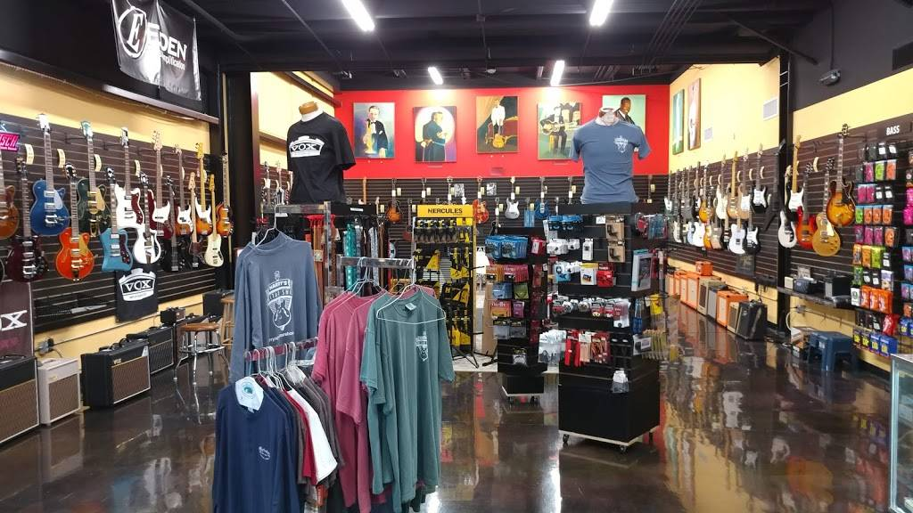Harrys Guitar Shop - electronics store  | Photo 4 of 9 | Address: 556 Pylon Dr, Raleigh, NC 27606, USA | Phone: (919) 828-4888