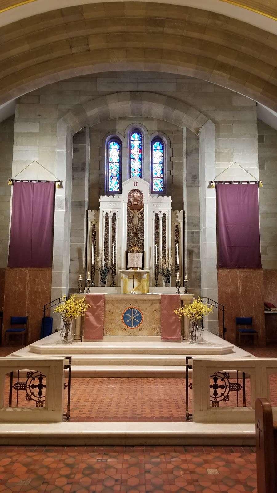 St Josephs Church - church    Photo 2 of 10   Address: 500 Woodlawn Ave, Collingdale, PA 19023, USA   Phone: (610) 583-4530