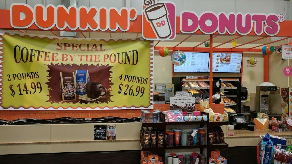 Dunkin Donuts - cafe  | Photo 2 of 2 | Address: BJs Wholesale Club, 1001 E Edgar Rd, Linden, NJ 07036, USA