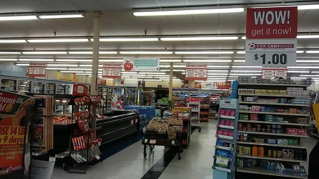 Cox Cash Saver Tulsa - supermarket  | Photo 4 of 10 | Address: 6207 S Peoria Ave, Tulsa, OK 74136, USA | Phone: (918) 749-4732