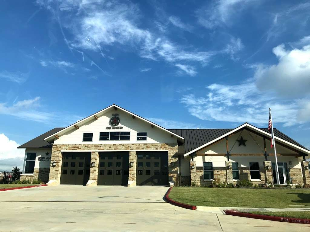 KLEIN FIRE DEPARTMENT STATION 8 - fire station  | Photo 1 of 2 | Address: 6900 Crescent Clover Dr, Spring, TX 77379, USA