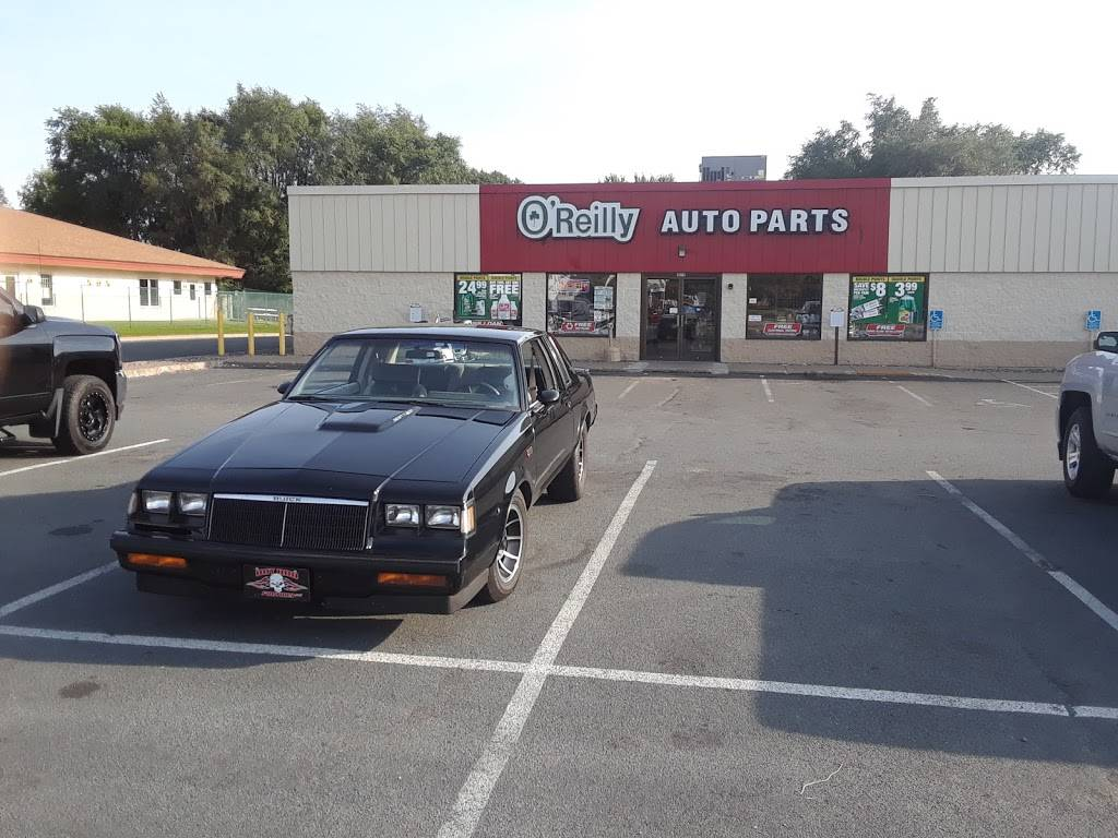 OReilly Auto Parts - electronics store  | Photo 8 of 8 | Address: 3414 Bunker Lake Blvd, Andover, MN 55304, USA | Phone: (763) 421-2127