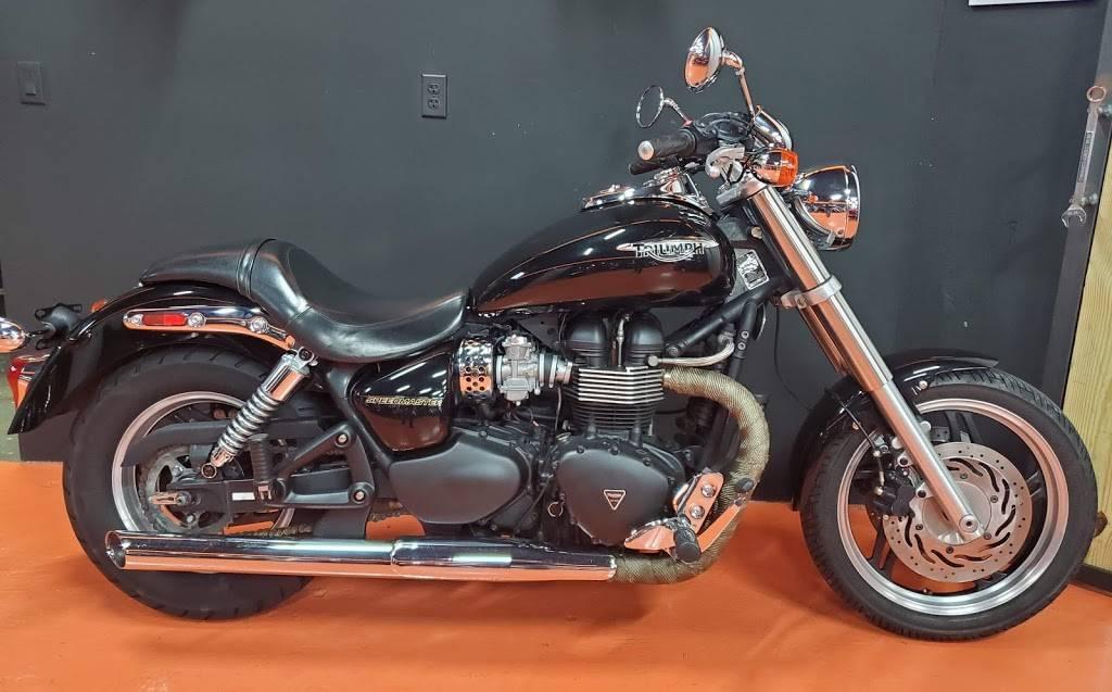 Central Moto - store  | Photo 6 of 9 | Address: 351 NE 79th St #102, Miami, FL 33138, USA | Phone: (786) 506-6061
