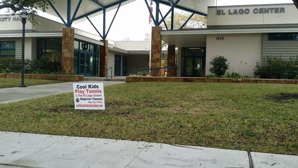 South Houston Tennis Academy - health  | Photo 7 of 10 | Address: 411 Tallowood Dr, El Lago, TX 77586, USA | Phone: (832) 741-6438