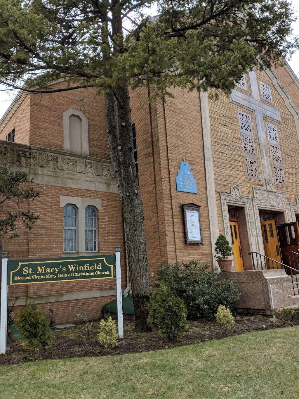 St Marys Winfield - church  | Photo 4 of 10 | Address: 70-31 48th Ave, Woodside, NY 11377, USA | Phone: (718) 672-4848