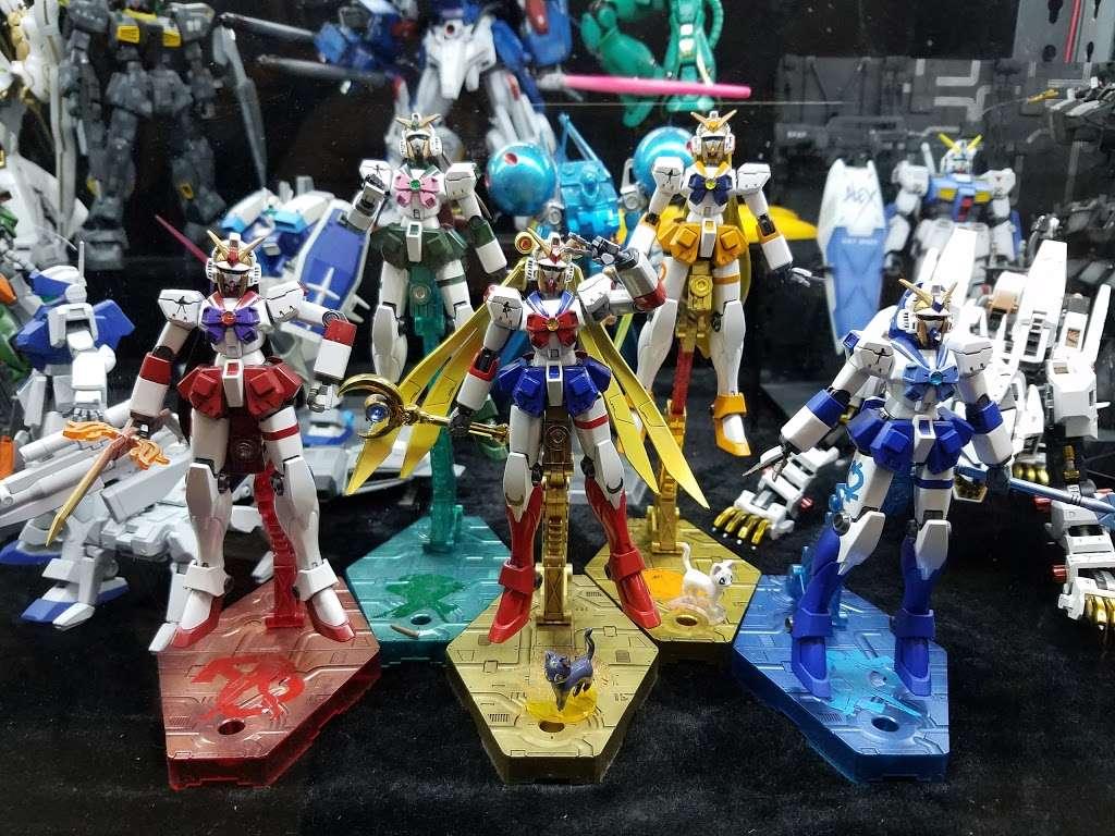 Gundam Planet.com - store  | Photo 9 of 10 | Address: 544 10th St #1FL, Palisades Park, NJ 07650, USA | Phone: (201) 944-5305
