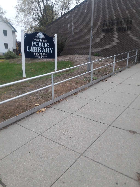 Washington Public Library - library    Photo 1 of 1   Address: 20 Carlton Ave, Washington, NJ 07882, USA   Phone: (908) 689-0201