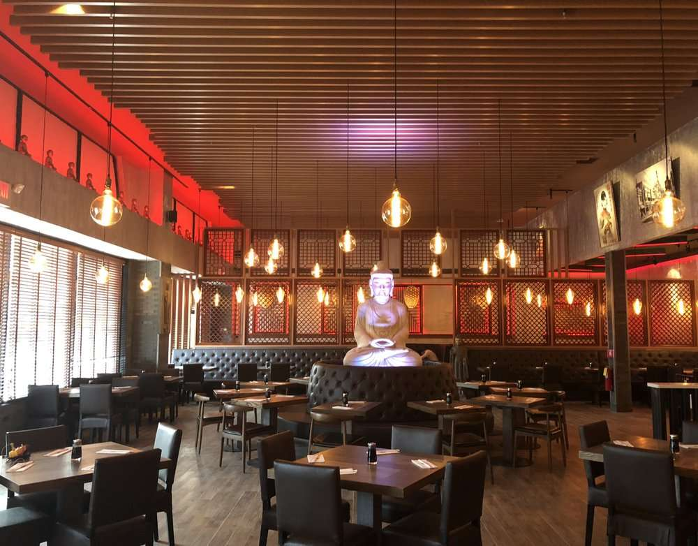 Buddha Asian Bistro - restaurant  | Photo 1 of 10 | Address: 55 Hamilton St, Dobbs Ferry, NY 10522, USA | Phone: (914) 274-8348