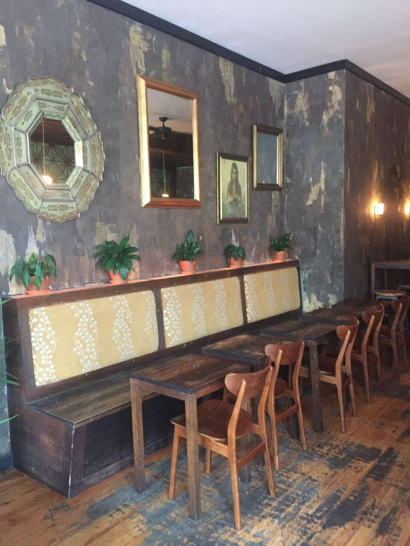 Idlewild - restaurant    Photo 10 of 10   Address: 24 St Nicholas Ave, Brooklyn, NY 11237, USA   Phone: (347) 305-3344