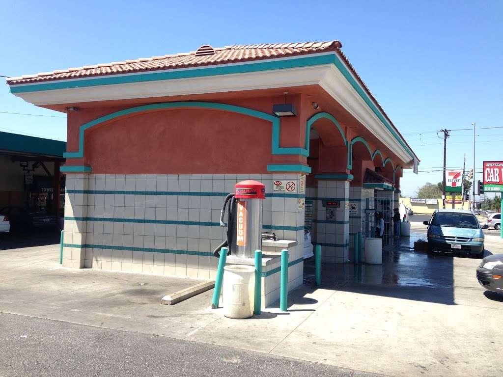 Best West Car Wash - car wash    Photo 3 of 9   Address: 13434 Osborne St, Arleta, CA 91331, USA   Phone: (323) 938-0404