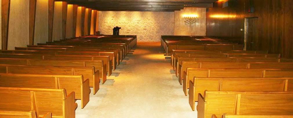 Robert Schoems Menorah Chapel - funeral home    Photo 5 of 8   Address: 150 NJ-4, Paramus, NJ 07652, USA   Phone: (201) 843-9090
