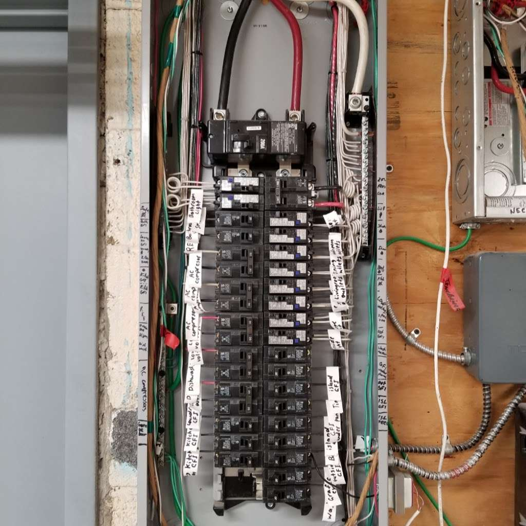 JB electric - electrician    Photo 2 of 7   Address: 1650 W 10th St, Brooklyn, NY 11223, USA   Phone: (347) 772-0894