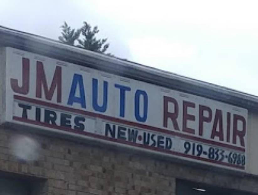 Jm Auto Repair Inc - car repair    Photo 1 of 17   Address: 316 Rush St # 104, Raleigh, NC 27610, USA   Phone: (919) 833-6988