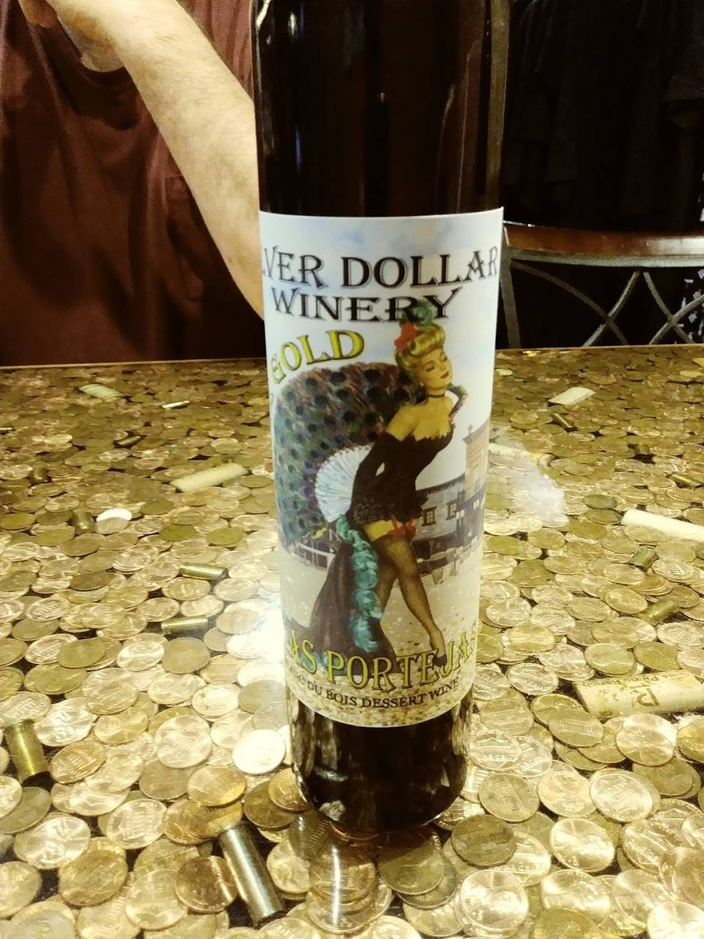 Silver Dollar Winery - store  | Photo 3 of 10 | Address: 1937 Bedford Rd, Bedford, TX 76021, USA | Phone: (817) 358-8830