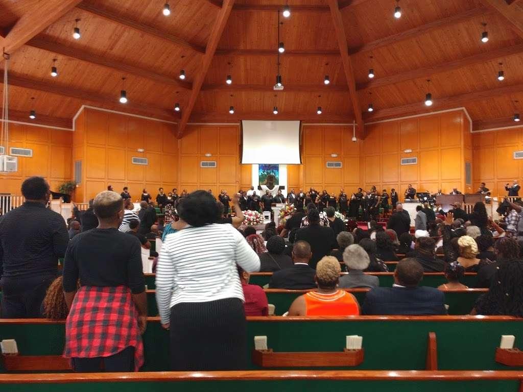 New Mt Calvary Baptist Church - church  | Photo 6 of 10 | Address: 4711 Kelley St, Houston, TX 77026, USA | Phone: (713) 635-1955