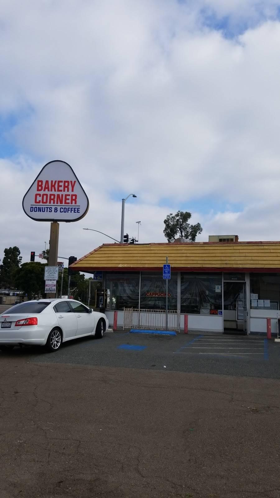 Bakery Corner Donuts - bakery  | Photo 7 of 8 | Address: 1001 3rd Ave, Chula Vista, CA 91911, USA | Phone: (619) 420-5732