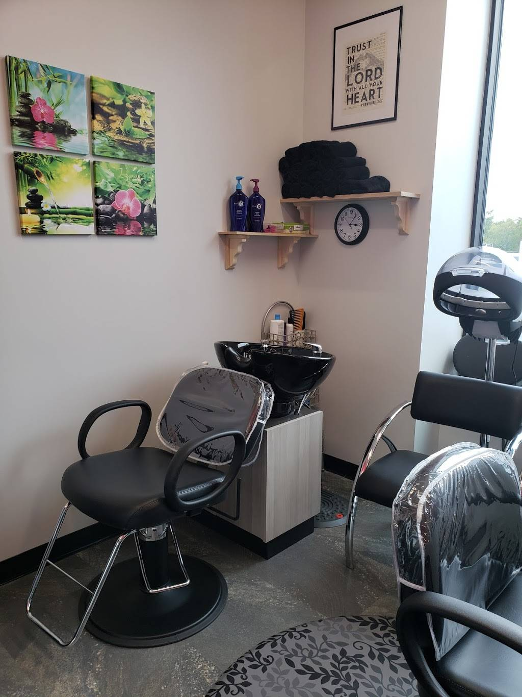 QUÉ BELLA HAIR SALON {BALAYAGE • BOTOX for HAIR • BLOWOUT • HAIR - hair care  | Photo 2 of 10 | Address: inside of Phenix Salon Suites 1213, Parkside Main St SUITE 129, Cary, NC 27519, USA | Phone: (984) 500-3535