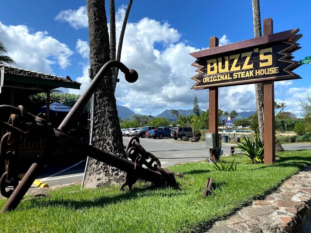 Buzzs Steakhouse - restaurant    Photo 7 of 9   Address: 413 Kawailoa Rd, Kailua, HI 96734, USA   Phone: (808) 261-4661