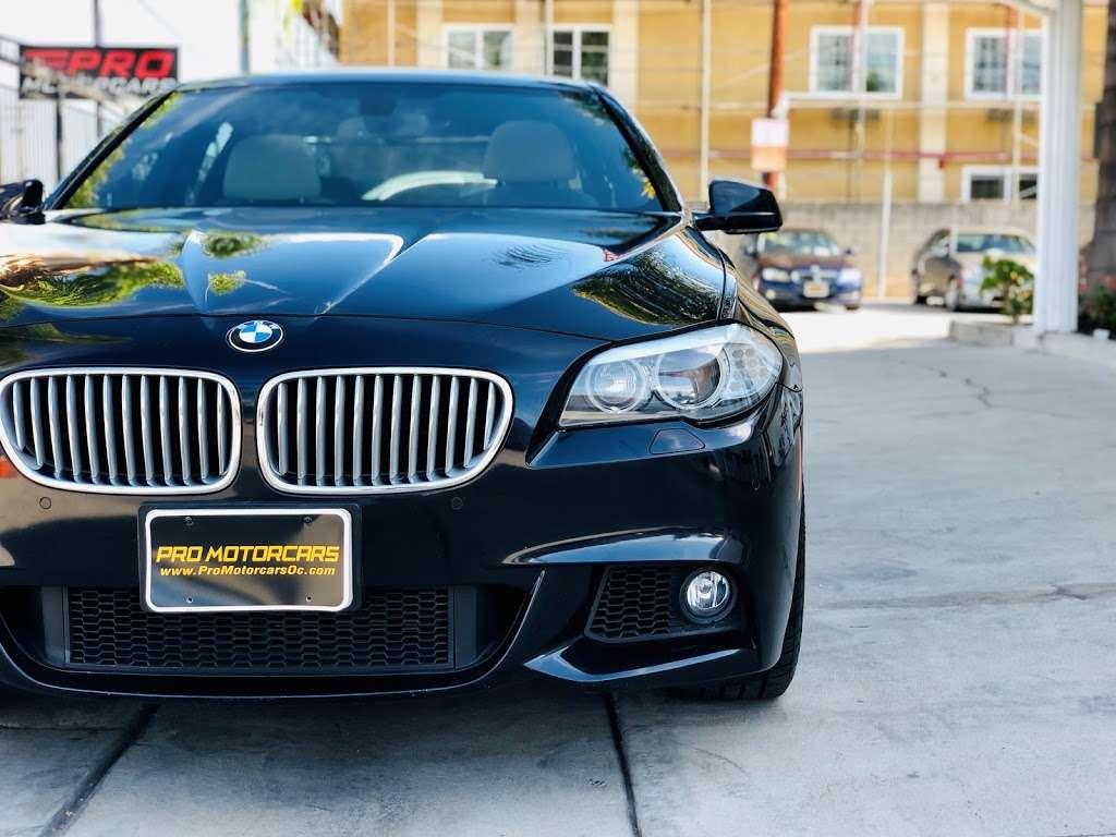 Pro Motorcars - car dealer    Photo 1 of 7   Address: 725 S Beach Blvd, Anaheim, CA 92804, USA   Phone: (949) 668-5454