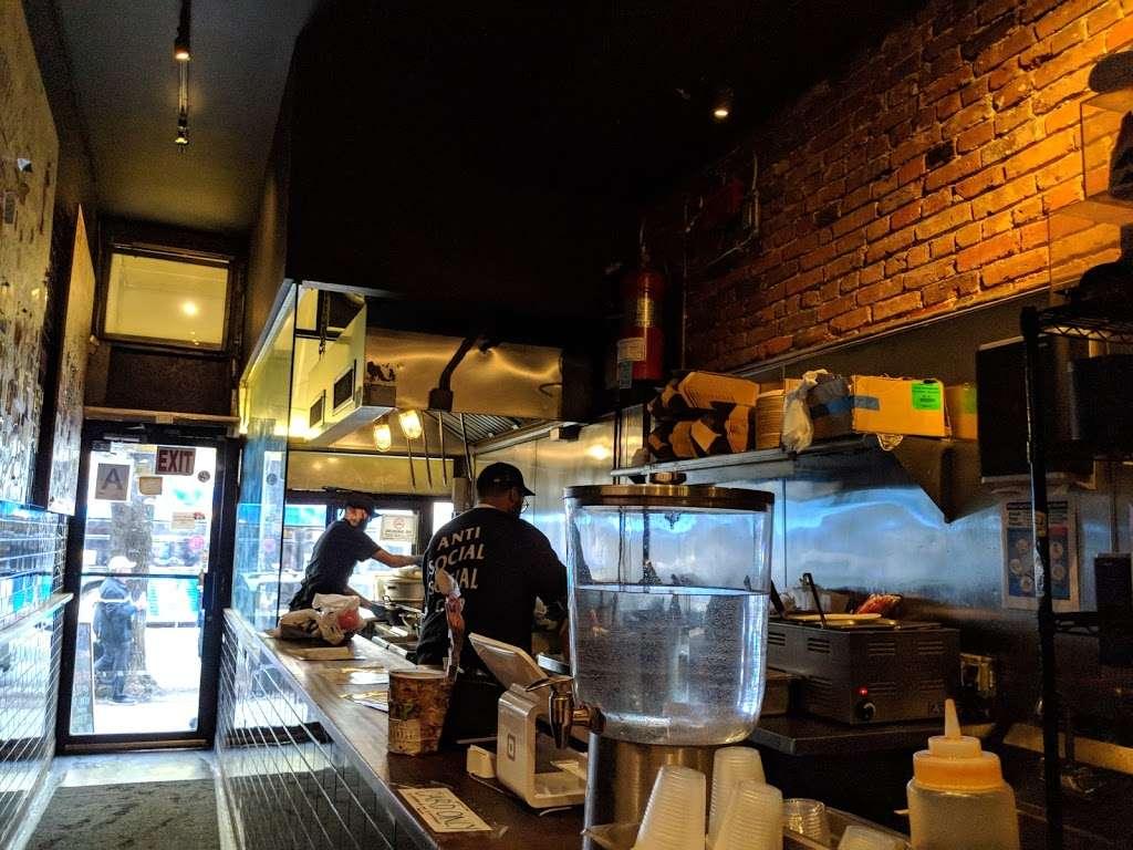 Baohaus - restaurant    Photo 1 of 10   Address: 238 E 14th St, New York, NY 10003, USA   Phone: (646) 669-8889