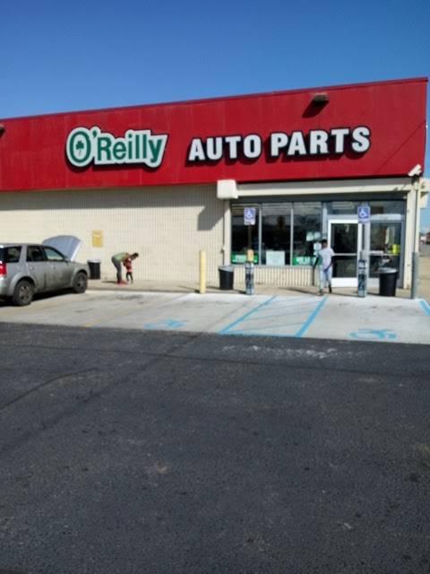 OReilly Auto Parts - electronics store  | Photo 8 of 10 | Address: 7737 Gratiot Ave, Detroit, MI 48213, USA | Phone: (313) 921-1000