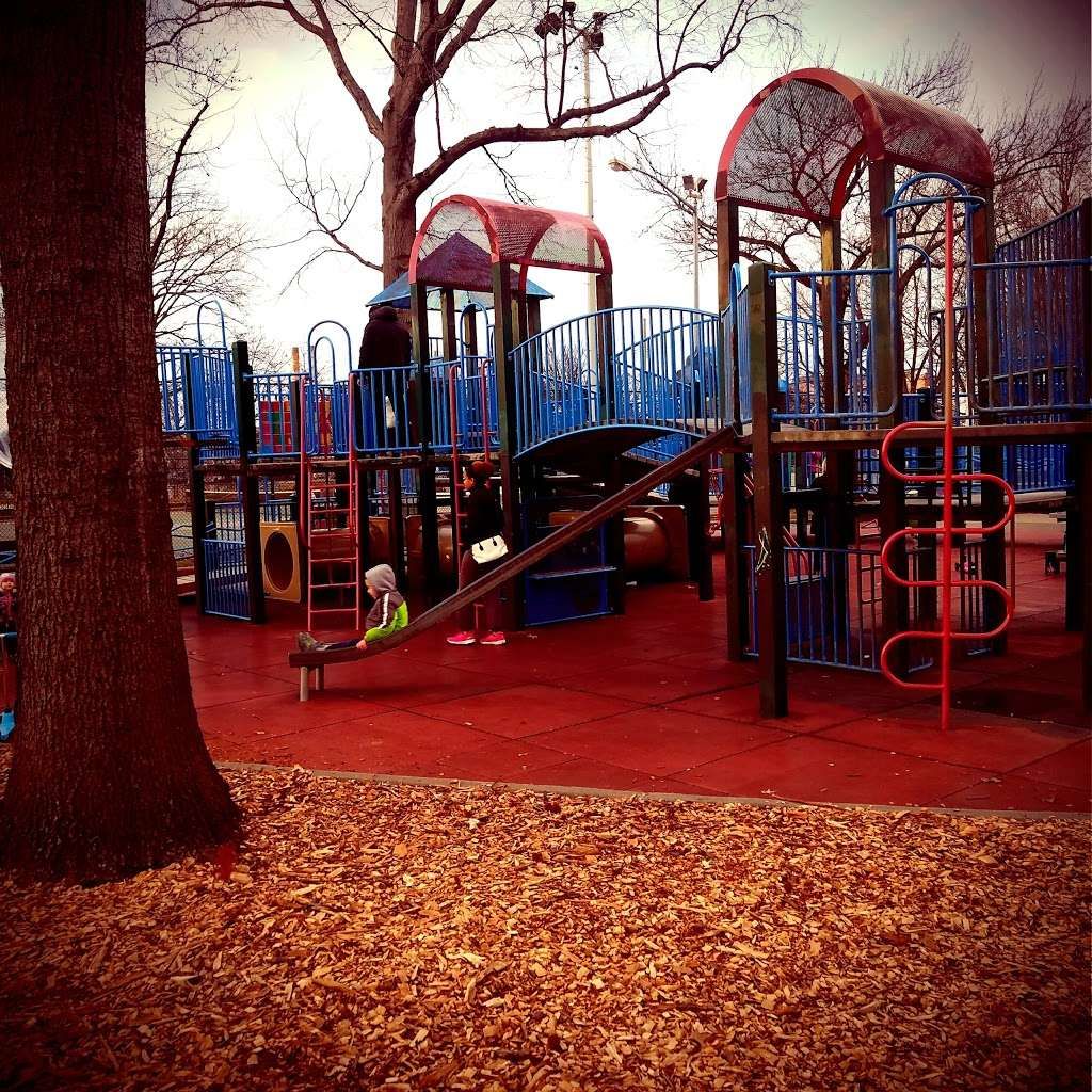 Frank Principe Park - park  | Photo 8 of 10 | Address: 63rd Street, Maurice Ave, Maspeth, NY 11378, USA | Phone: (212) 639-9675