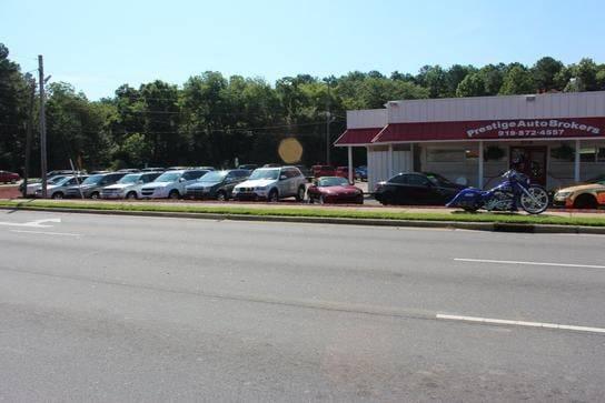 Prestige Auto Brokers LLC - car dealer    Photo 2 of 4   Address: 5716 Louisburg Rd, Raleigh, NC 27616, USA   Phone: (919) 872-4557