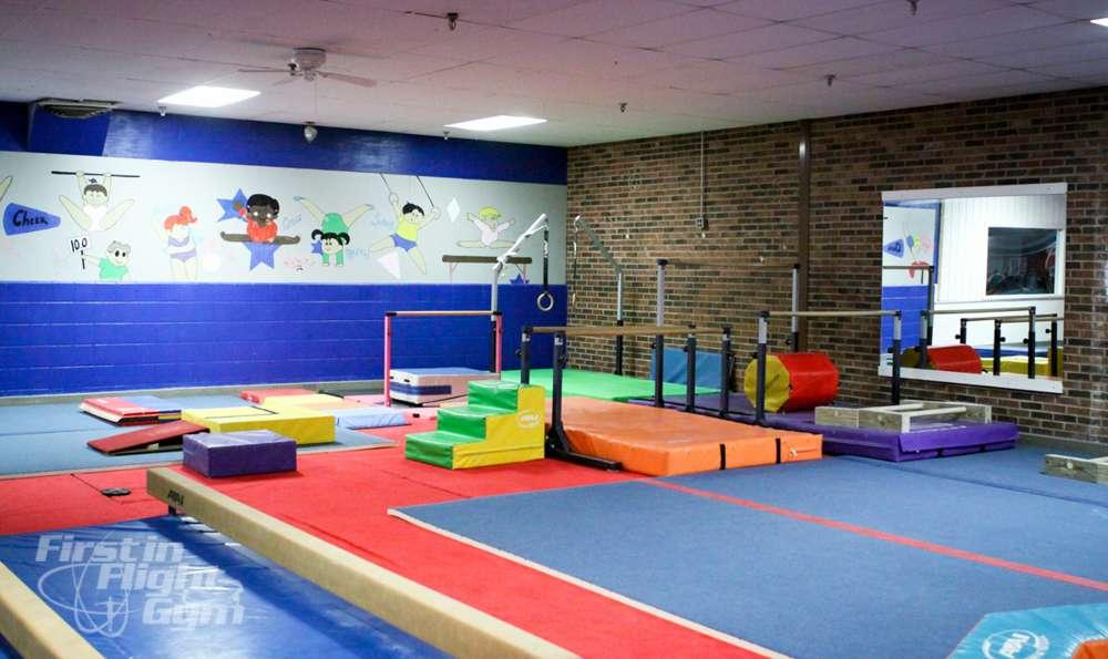 First In Flight Gym - gym    Photo 9 of 10   Address: 1000 S Myrtle School Rd, Gastonia, NC 28052, USA   Phone: (704) 866-0040