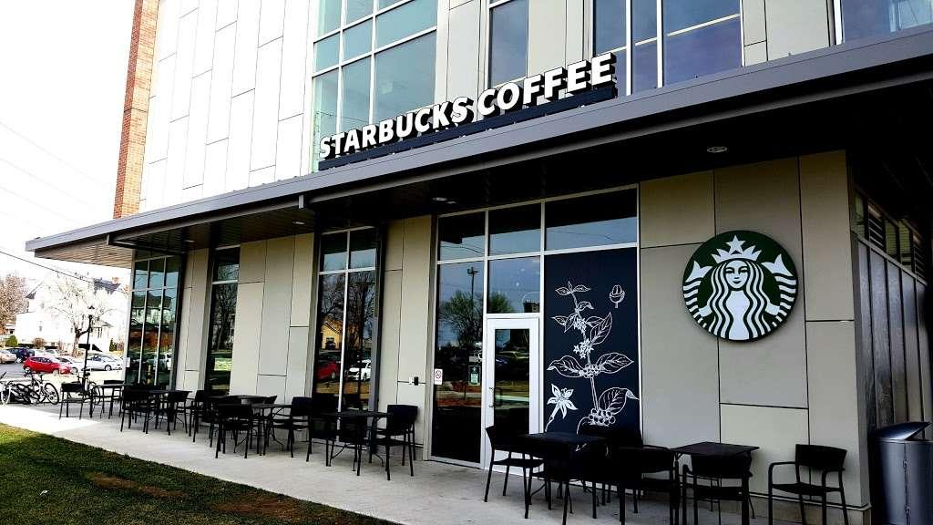 Starbucks - cafe  | Photo 1 of 10 | Address: 114 E South St Suite 115, Warrensburg, MO 64093, USA | Phone: (660) 543-4879