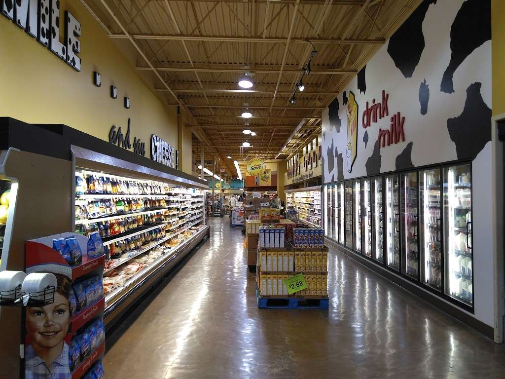 Sunrise Market - supermarket  | Photo 5 of 10 | Address: 1212 E Old Hwy 40, Odessa, MO 64076, USA | Phone: (816) 633-4700